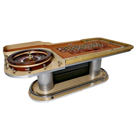 mesa de ruleta de casino