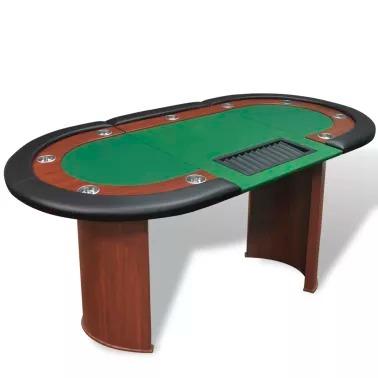 mesa de poquer